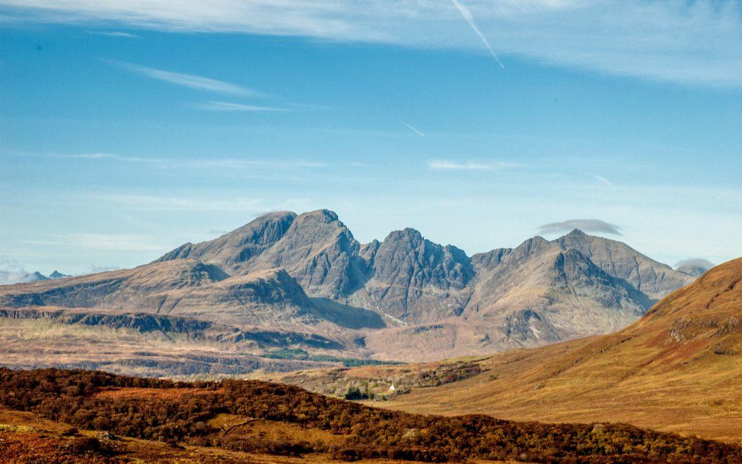Visiting Skye in 2021