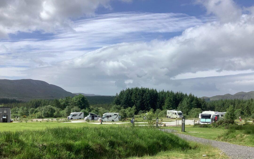 Skye Campsites review